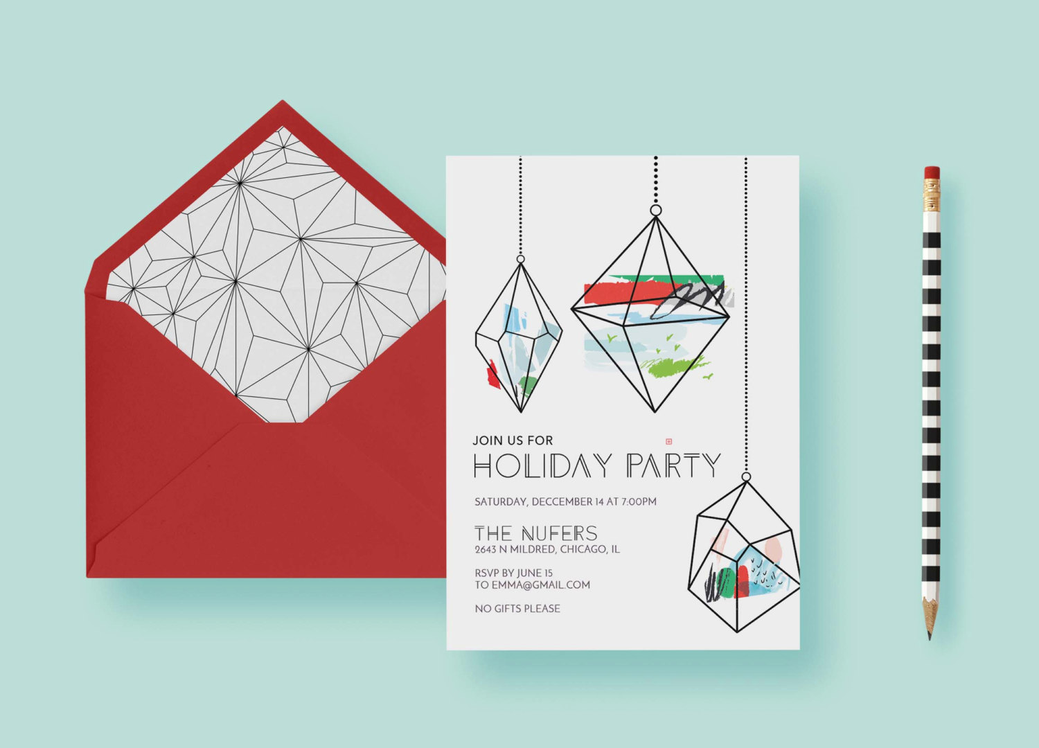 Christmas Party Invitation Free Template free animated ecards funny ...