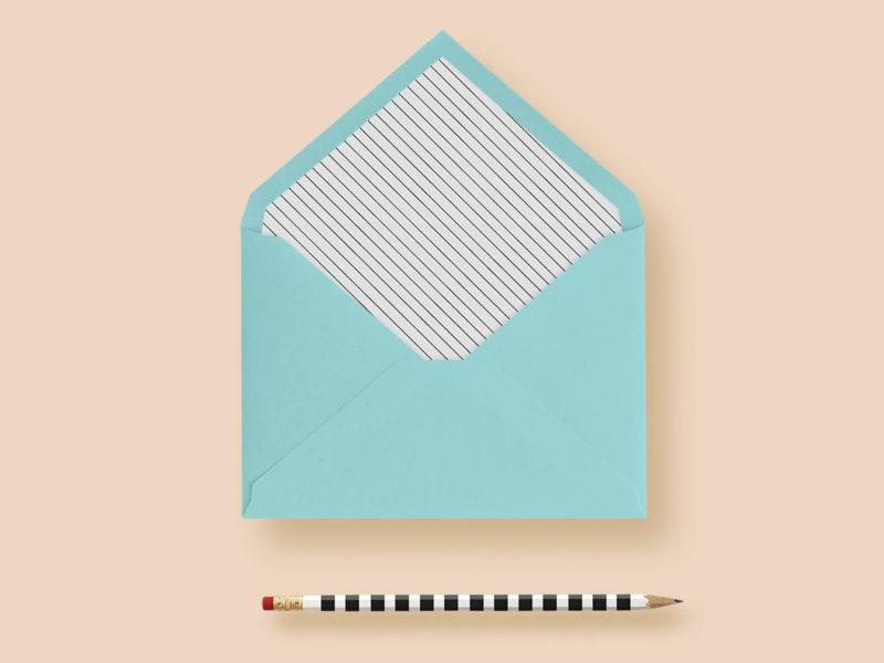 christmascard-letitsnow-styled-envelope