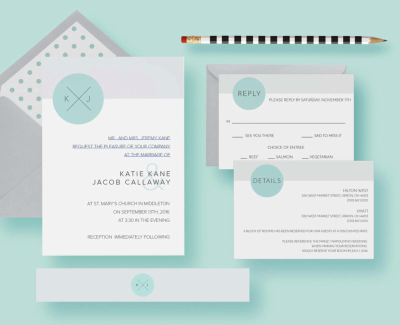 WEDDING INVITATIONS | Product Categories | Letter Loft